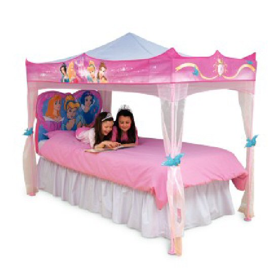 Betthimmel Von Disney Princess Himmelbett Baldachin Zubehr Fr Cm Bett With  Princess Bett