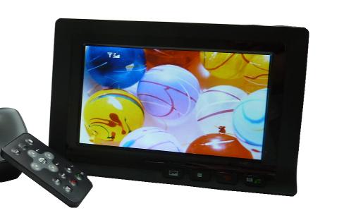 dect schnurlos telefon digitaler bilderrahmen fotorahmen schnurloses t neu ebay. Black Bedroom Furniture Sets. Home Design Ideas